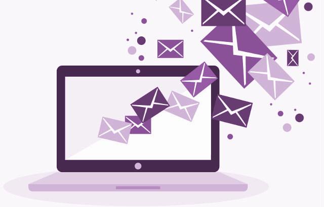 listę mailingową