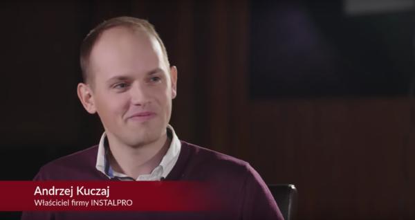 InstalPro z Wrocławia - jak zwiększył firmę o 900%