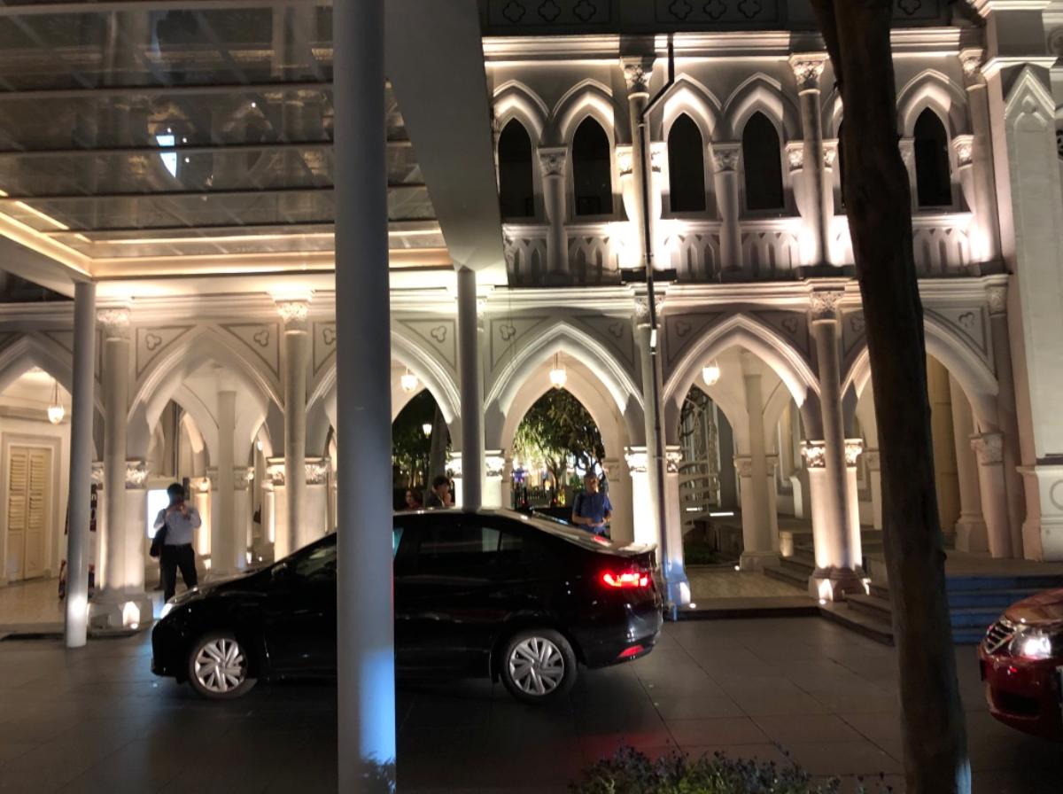 Kościół sprzedany na restaurację?