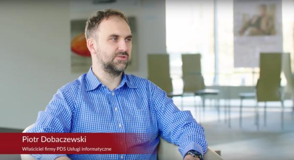 Piotr Dobaczewski - firma IT - jak zwielokrotnił swoją firmę (wyniki finansowe)